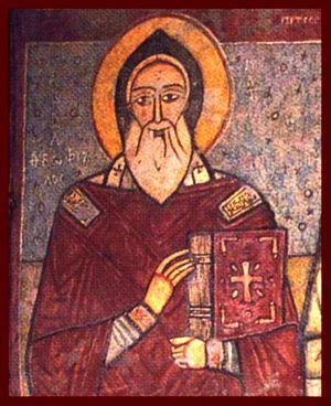 St. Anastasius of Sinai