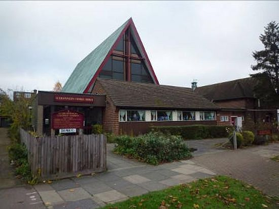 St. Erconwald's RC Church in Wembley (taken from Taking-stock.org.uk)