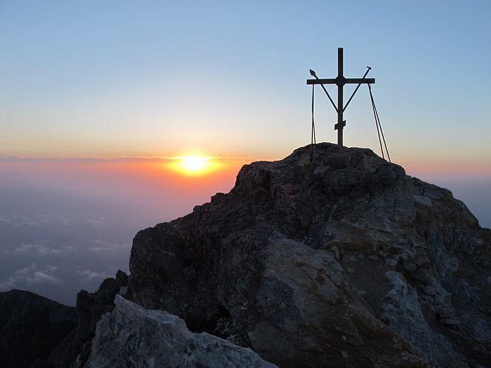Вершина Святой Горы