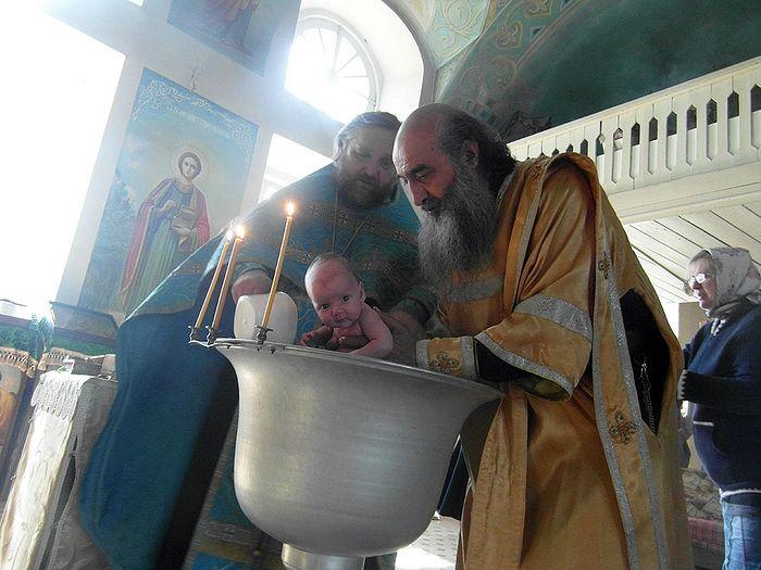 Отец Павел и отец Илиодор