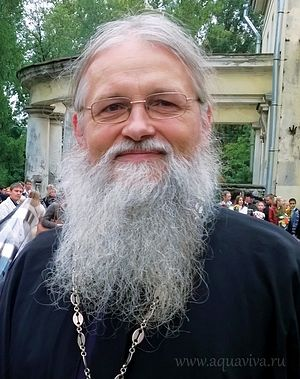 Протоиерей Евгений Горянчик