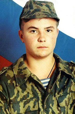 Евгений Родионов