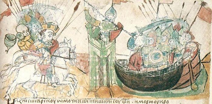 Поход Аскольда и Дира на Константинополь