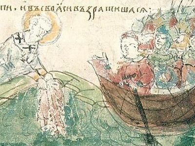 О «хазарской миссии» и Фотиевом Крещении Руси