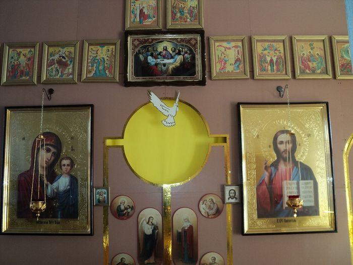 В храме святого праведного Симеона в Обухово