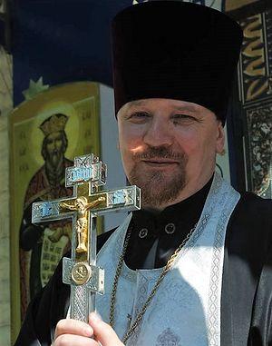 Отец Андрей Миткалик, фото: Сергей Герук