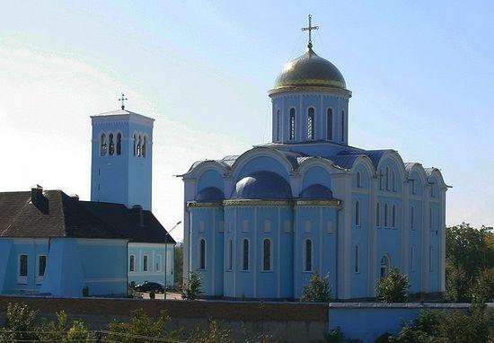 Успенский собор во Владимире-Волынском, сер. XII в., современный вид