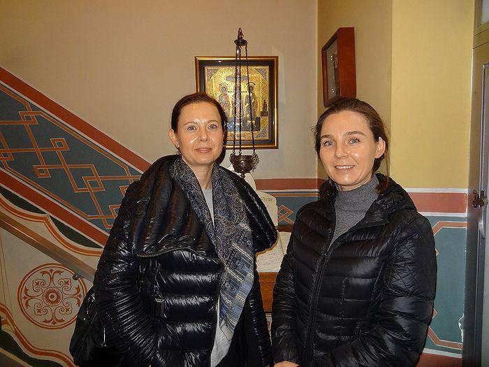 Елена и Ксения