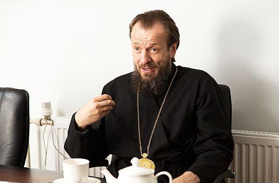 Владыка Климент, епископ Краснослободский и Темниковский. Фото: Алексей Совертков/Русская Планета