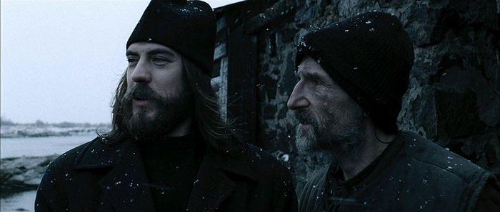 Кадр из фильма «Остров». Реж. Павел Лунгин