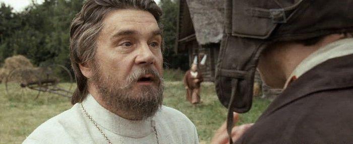 Кадр из фильма «Поп». Реж. Владимир Хотиненко