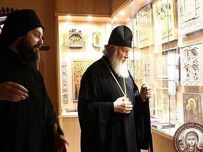 На Афоне открылся единственный музей хозяйственной деятельности русских святогорцев