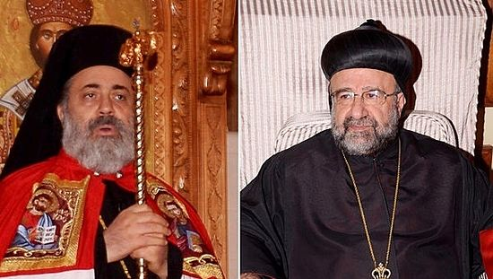 Resolution Sent in Protest of Silence Concerning Kidnapped Syrian Bishops
