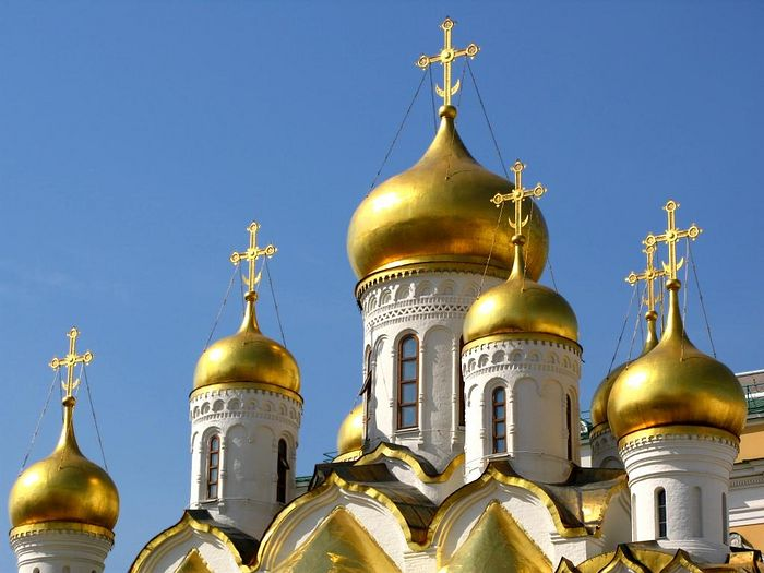 russian orthodox church against liberal globalization usury dollar