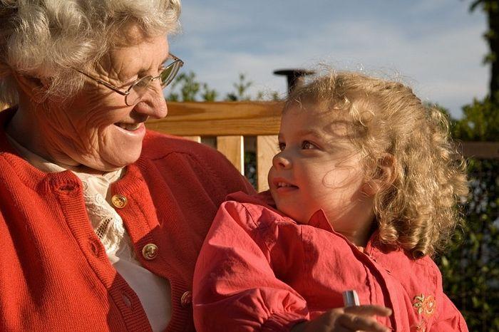 рассказ бабушка внук принуждение