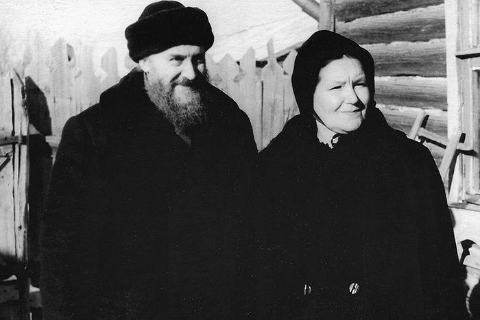 Родители отца Валериана