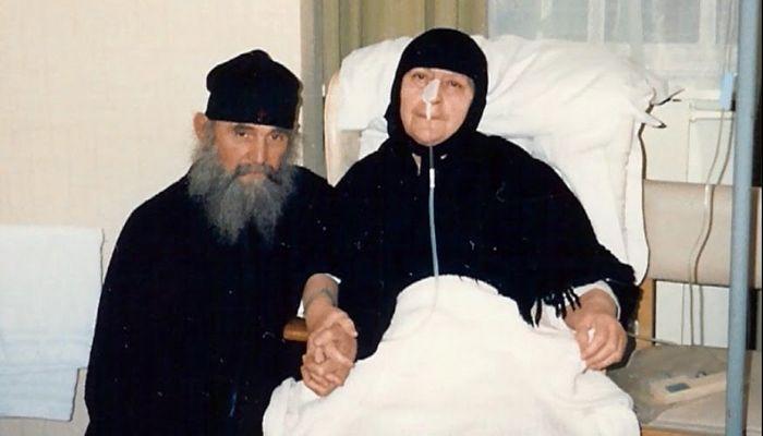Старец Ефрем и герондисса Макрина