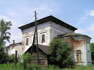 Свято-Никольский храм. Свято-Троицкий Селенгинский мужской монастырь в Бурятии