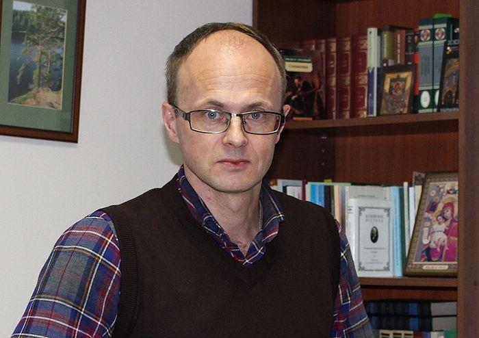 Алексей Владимирович Федоров