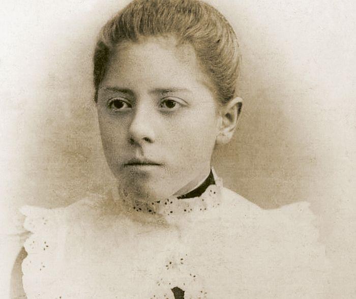 Ольга Николаевна Ливанова, 16 января 1900 года