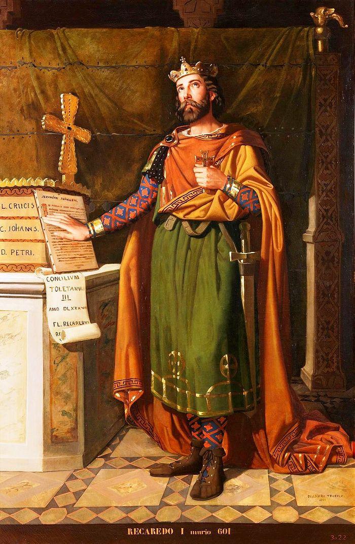 Реккаред I, король вестготов