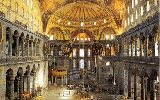 Hagia Sophia To Turn To Mosque During Muslim Ramadan