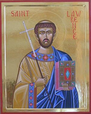 St. Laurence of Canterbury (by Peter Murphy)
