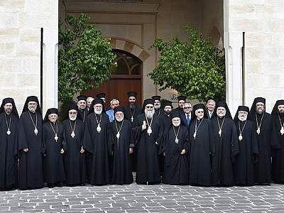 Заявление Священного Синода Антиохийской Церкви по поводу участия во Всеправославном Соборе (ПОЛНЫЙ ТЕКСТ)
