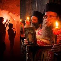 Греческая Пасха: из Уранаполиса на Афон