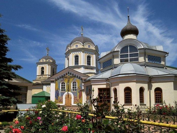 Троицкий монастырь, г. Симферополь