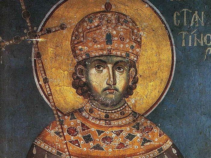 Император Константин Великий