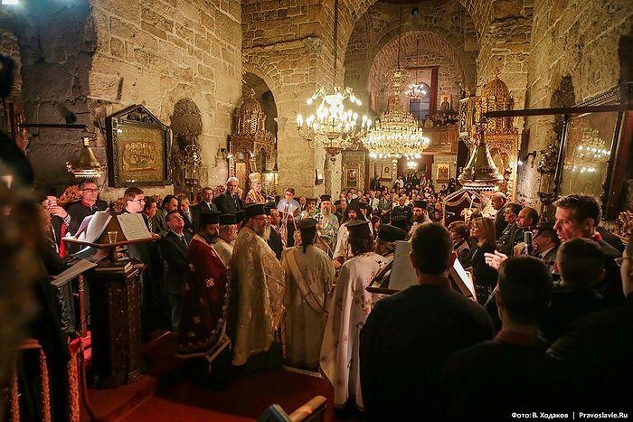 Церковь святого Лазаря Четверодневного, Ларнака (Кипр). Фото: Фото: Владимир Ходаков / Православие.Ru