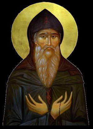 St. Basil of Poiana Marului