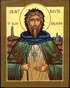 Святой Кевин