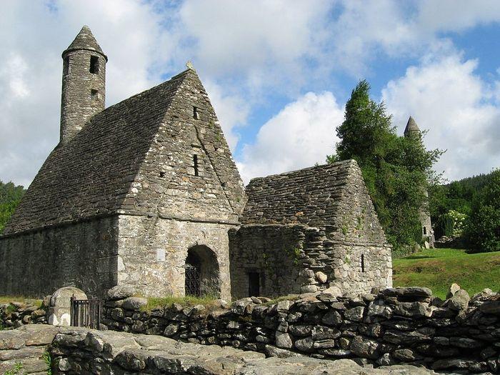 Церковь св. Кевина в Глендалохе, Уиклоу