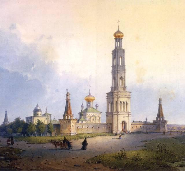Симонов монастырь. Войцех Вейс
