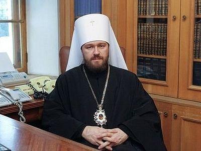 Говорить о расколе православного мира нет оснований