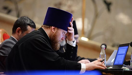 Фото предоставлено пресс-службой Московской патриархии