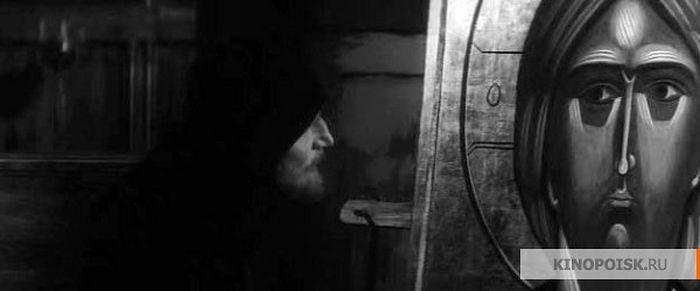 Кадр из фильма «Андрей Рублев», реж. Андрей Тарковский
