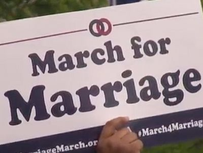 March for Marriage Set for Washington DC June 25