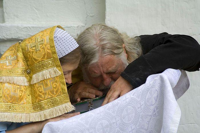 Исповедь. Фото: А. Поспелов / Православие.Ru