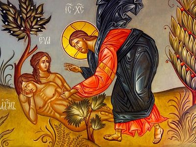From the Side of Adam, from the Side of Christ: the Creation of Eve and the Spiritual Life