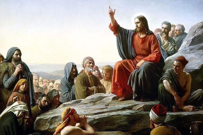 Нагорная проповедь