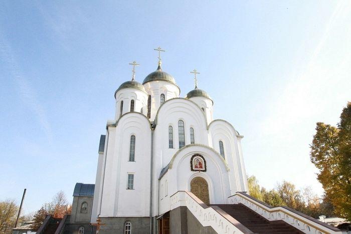 Кафедральный собор Тернополя в честь святых мучениц Веры, Надежды, Любови и матери их Софии