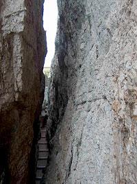 Расколотая гора в Гаэте