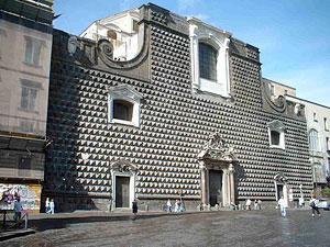 Церковь Иисуса Христа в Неаполе (Джезу Нуово)