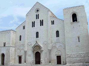 Латинская базилика св. Николая в Бари