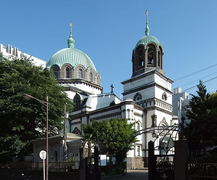 Holy Resurrection Cathedral, Tokyo, of the Autonomous Orthodox Church of Japan