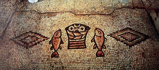 Риба – један од најранијих хришћанских симбола