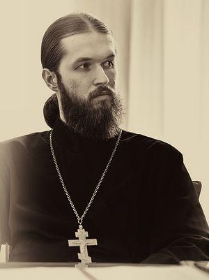 Священник Александр Сатомский